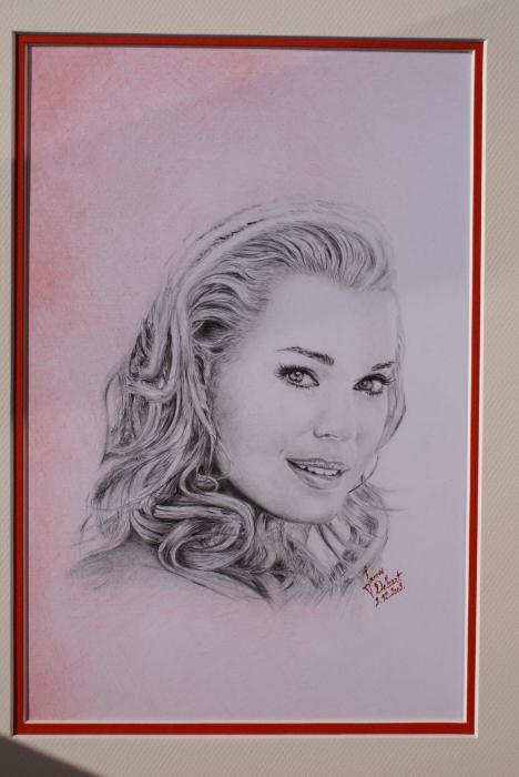Rebecca Romijn by Jimmy73